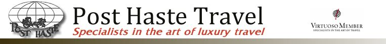 Post Haste Travel: Specialists in the art of luxury safari travel